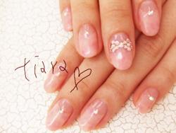 ネイルサロン ティアラ山崎店 自爪を傷めず健康な爪の育成を