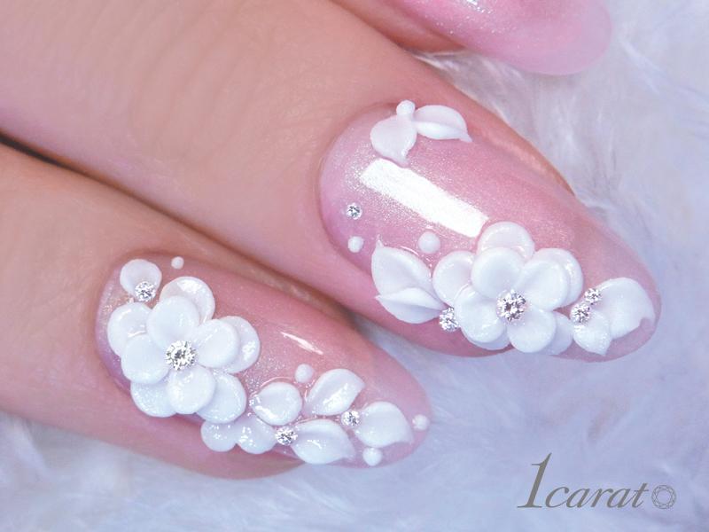 ネイルサロン ティアラ国際通り店 ◆1carat ダイヤモンドネイル