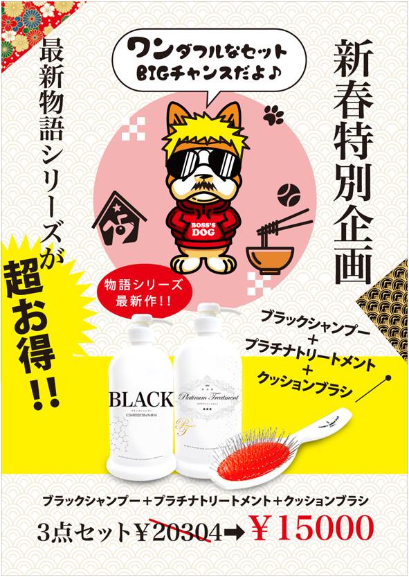 ブルームk2泉崎本店★新春特別企画01★